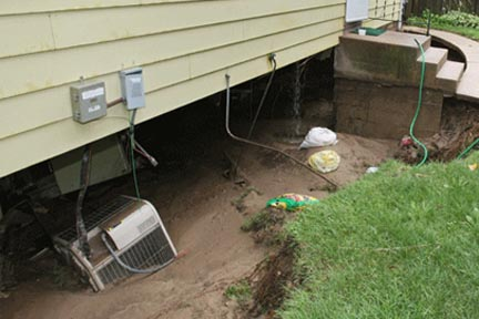 Mitigate the Impact of Flooding on Your Home's HVAC & Plumbing