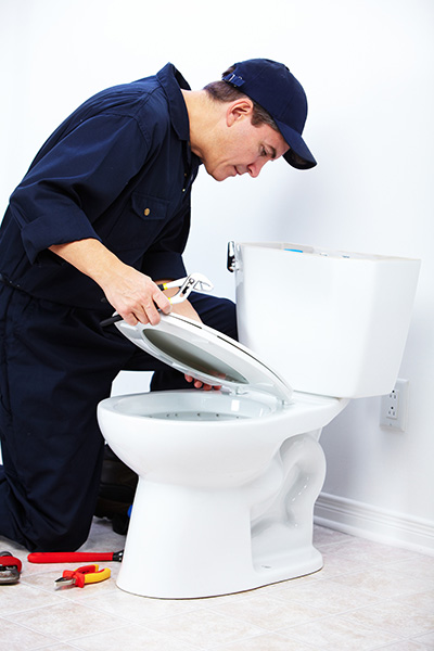 Toilet Repair & Installation